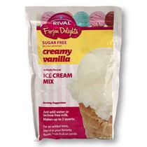 Rival™ Sugar Free Vanilla Ice Cream Mix