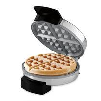 Oster® DuraCeramic™ Chrome Belgian Waffle Maker