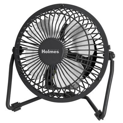 Holmes® Mini High Velocity Fan-Black