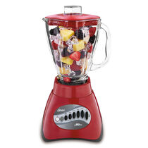 Oster® Precise Blend™ 200 Blender - Red - Glass Jar