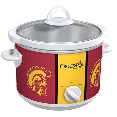 University of Southern California Trojans (USC) Collegiate Crock-Pot® Slow Cooker