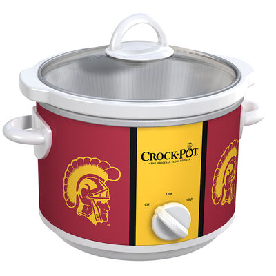 University of Southern California Trojans (USC) Collegiate Crock-Pot® Slow Cooker