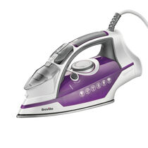 Power Steam Sure-Fill Steam Iron 2400w, Stainless Steel Soleplate