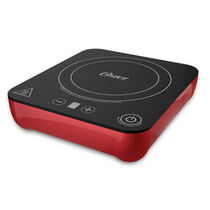 Oster® Personal Induction Cooktop, Red