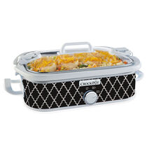 Crock-Pot® 3.5-Quart Casserole Crock Slow Cooker