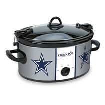 Dallas Cowboys NFL Crock-Pot® Cook & Carry™ Slow Cooker