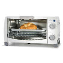 Rival® 4-Slice Toaster Oven