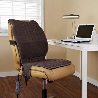 Sunbeam® Renue® Back & Body Warming Pad, Chocolate