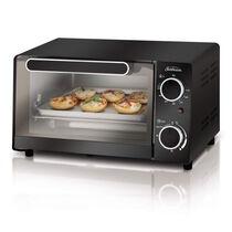 Sunbeam® 4-Slice Toaster Oven, Black
