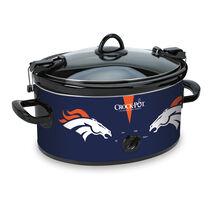 Denver Broncos NFL Crock-Pot® Cook & Carry™ Slow Cooker