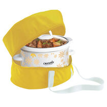 Crock-Pot® Slow Cooker  Travel Bag, Bright Yellow