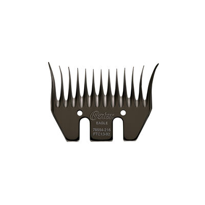 Oster® 13-Tooth Flared Comb - Eagle®