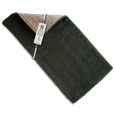 Sunbeam® King Size XpressHeat™ Heating Pad, Green