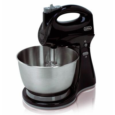 Sunbeam® Hand & Stand 5-Speed Mixer, Black