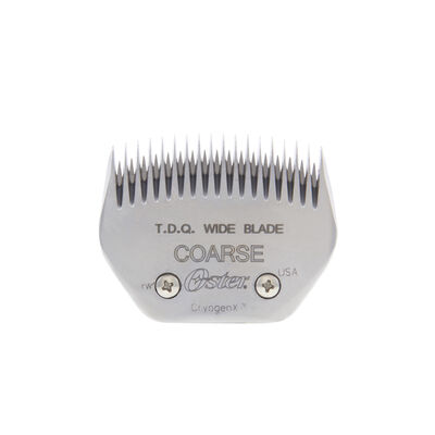 Oster® Take-Down-Quick® Coarse Blade Fits A6®, Golden A5®, Turbo A5®, Power Max and PowerPro Ultra® Clippers