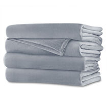 Sunbeam® Queen Royalmink™ Heated Blanket, Breeze