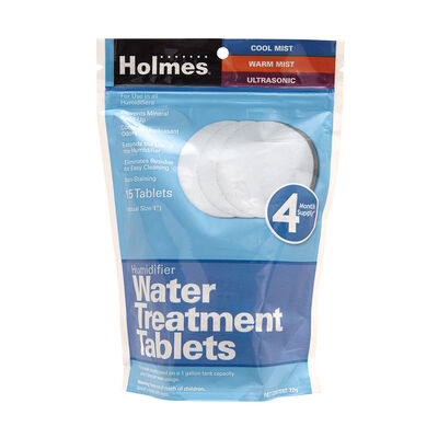 Holmes® HWT2300-UM 15 Pack 4 Month Supply Water Treatment Tablets