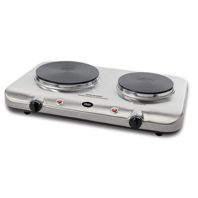 Oster® Double Burner Hot Plate
