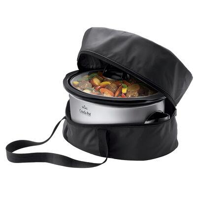 Crock-Pot® Slow Cooker Travel Bag, Black