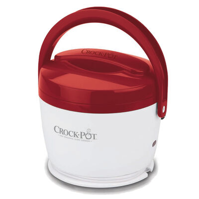 Crock-Pot® Lunch Crock® Food Warmer, Red