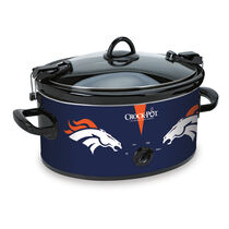 Denver Broncos NFL Crock-Pot® Cook & Carry™ Slow Cooker