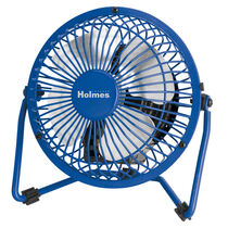 Holmes®  Mini High Velocity Fan-Blue