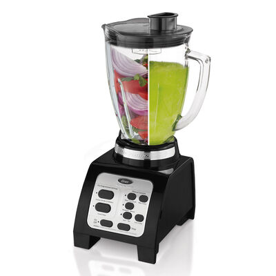Oster® Pre-Programmed Blender with Reversing blade technology - Black
