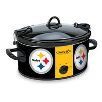 Pittsburgh Steelers NFL Crock-Pot� Cook & Carry™ Slow Cooker