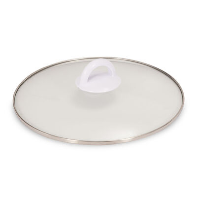 Crock Pot 174 Slow Cooker Replacment Round Lid With Handle At