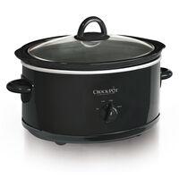 Crock-Pot® 7-Quart Manual Slow Cooker, Black by Crock-Pot