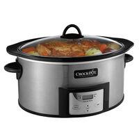 Crock-Pot® 6-Quart Slow Cooker with Stovetop-Safe Cooking Pot by Crock-Pot