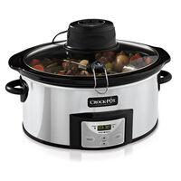 NEW! Crock-Pot® Digital Slow Cooker with iStir™ Stirring System by Crock-Pot