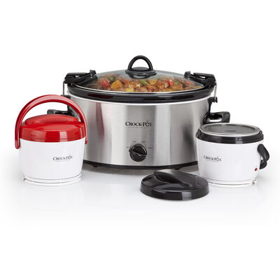 Crock-Pot® Slow Cooker On the Go Kit