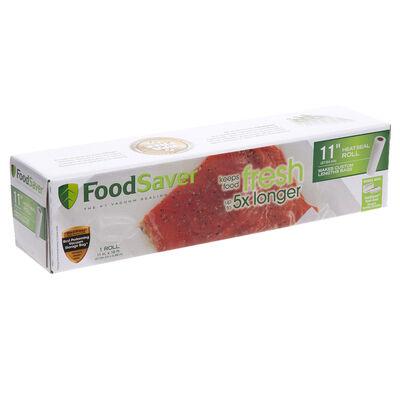 """FoodSaver® 11"""" x 16' Heat-Seal Roll"""