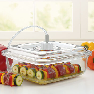 FoodSaver® Quick Marinator