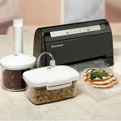FoodSaver® V3431 Vacuum Sealer - The Fresh Starter Kit