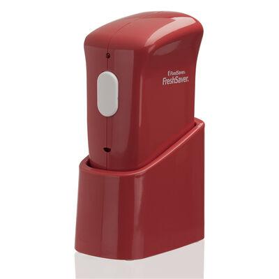 FoodSaver® FreshSaver® Handheld Vacuum Sealing System - Red