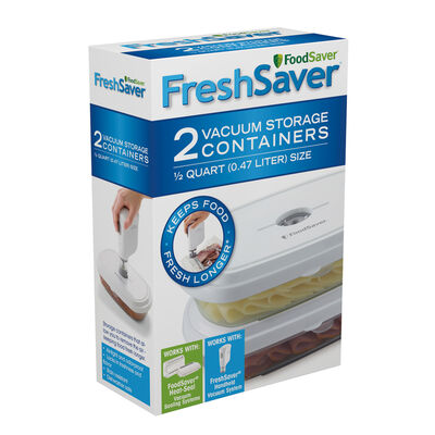 FoodSaver® Deli Containers