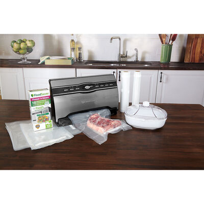 FoodSaver® V3880 Vacuum Sealer - The Master Chef Kit