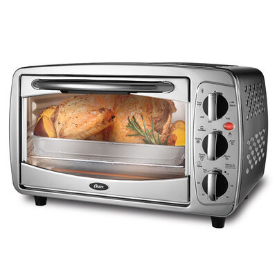 Oster Countertop Convection Oven Cooking Times : Oster? 6-Slice Convection Toaster Oven