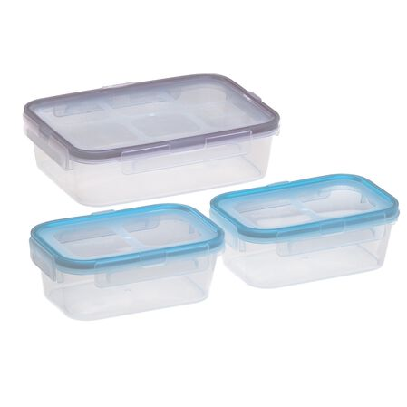 Airtight Food Storage 6-pc Set