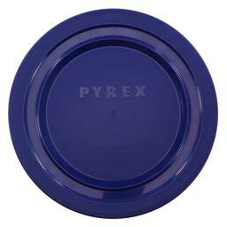 Plastic Lid 4.5-qt Round, Blue