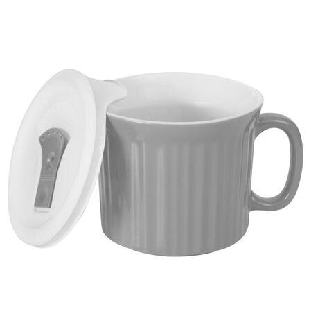 Colours® Pop-Ins® Truffle 20-oz Mug w/ Lid