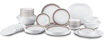Livingware™ Sand Sketch 74-pc Dinnerware Set