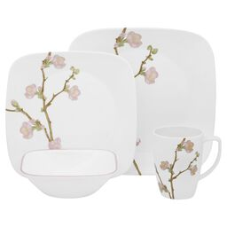 Square™ Cherry Blossom 16-pc Dinnerware Set