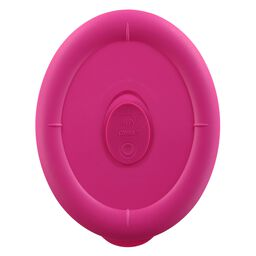 Storage Deluxe™ 3.67 Cup Oval Lid, Berry
