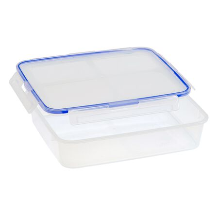 Airtight Food Storage 8 Cup Rectangular Container