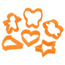 6-pc Cookie Cutter Set