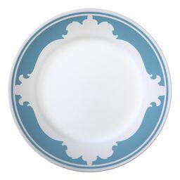 """B-Frames 10.75"""" Plate, Bleu"""