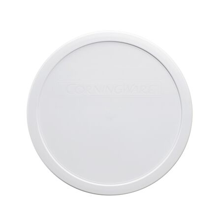 French White® 2.5-qt Round Pastic Lid